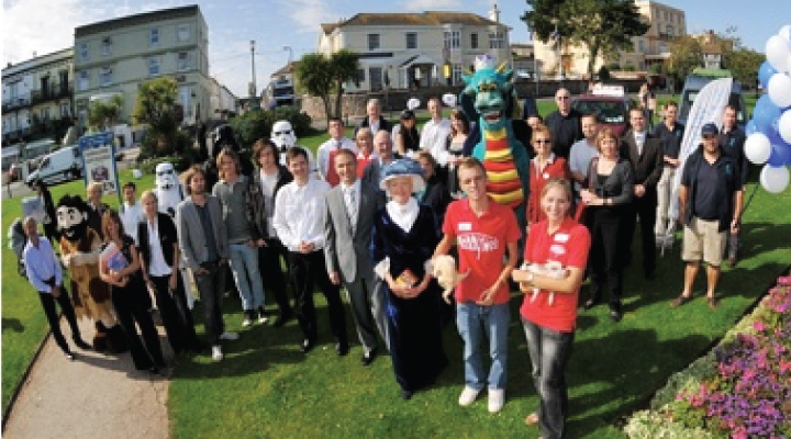Partnership puts smile on childrens faces