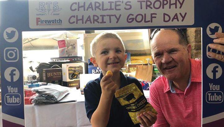 Charlie's Trophy